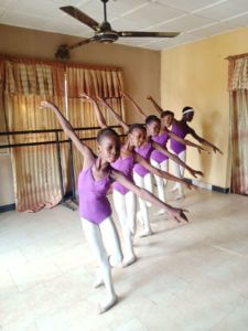 San Jose Dance Theatre supports Nigerian Ballet School
