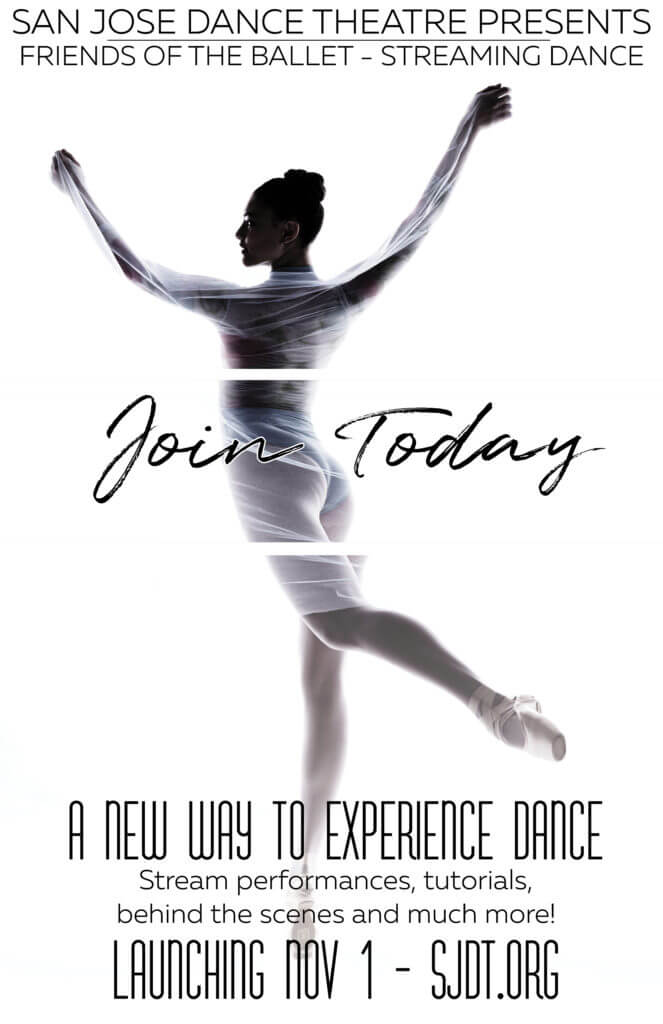 Join Today friends of ballet