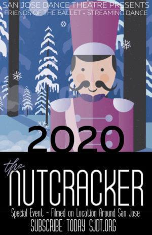 Nutcracker 2020 special event poster