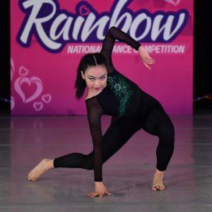 Rainbow Dance competition winner