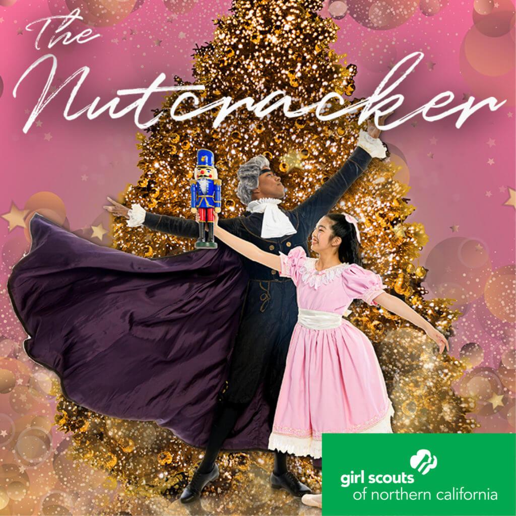 Nutcracker Girl Scouts promo
